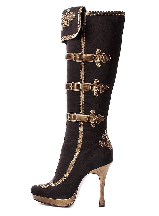 Buckle Boots Noblewoman