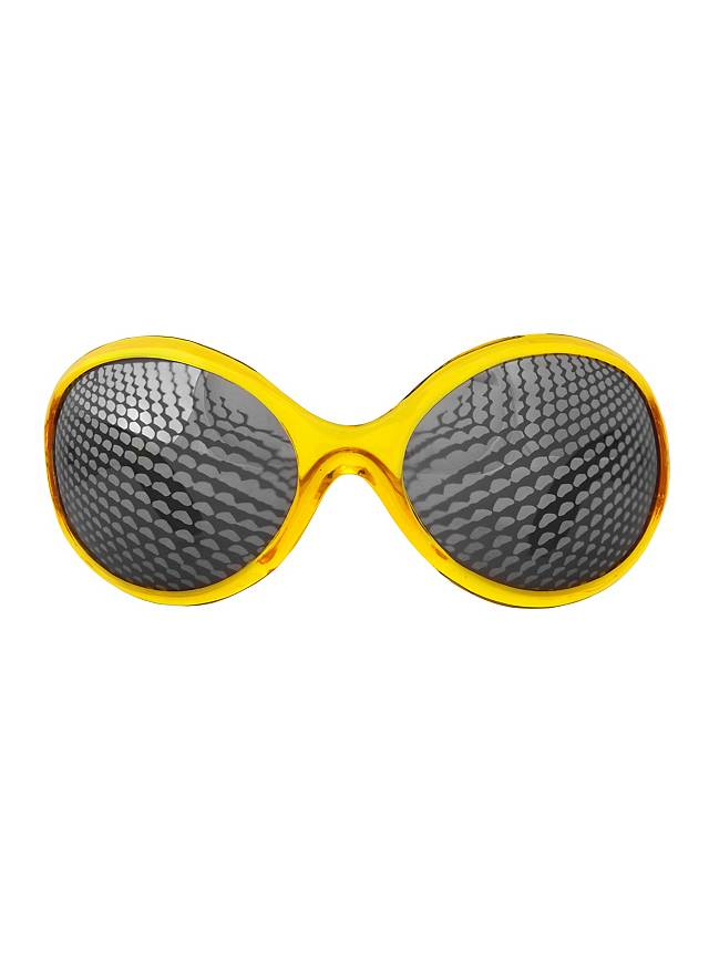 Bug Glasses yellow