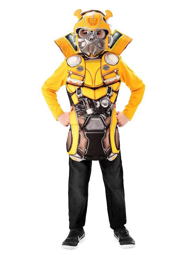 Bumblebee Transformer Kinderkostüm