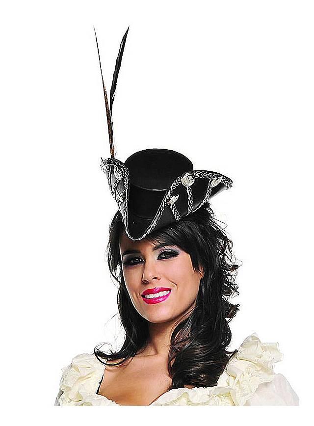 Burlesque Pirate Hat