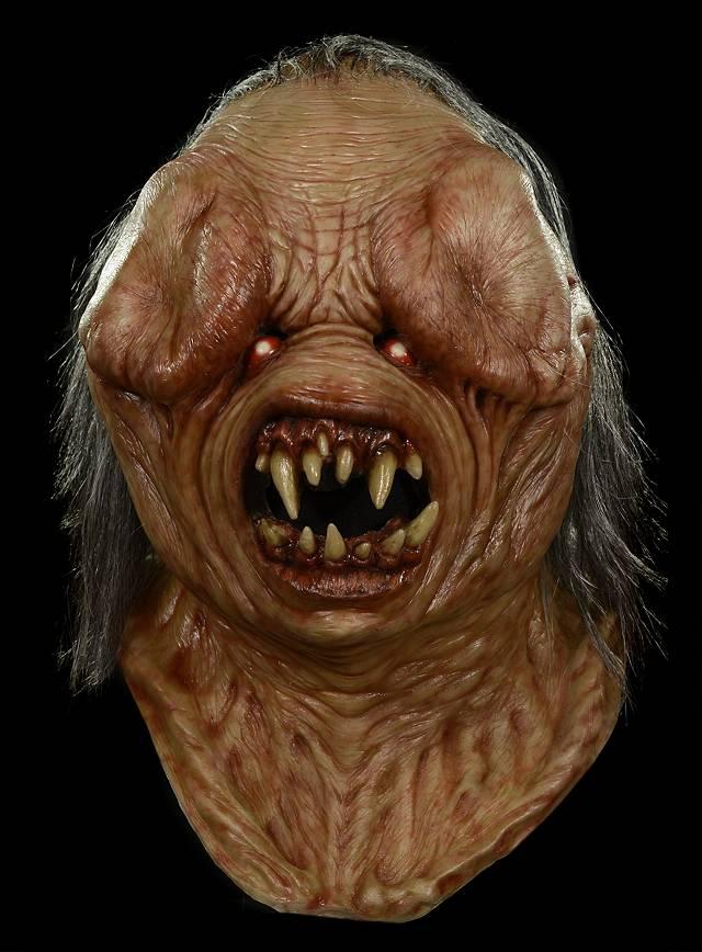 Cabal - Die Brut der Nacht Berserker Maske aus Latex