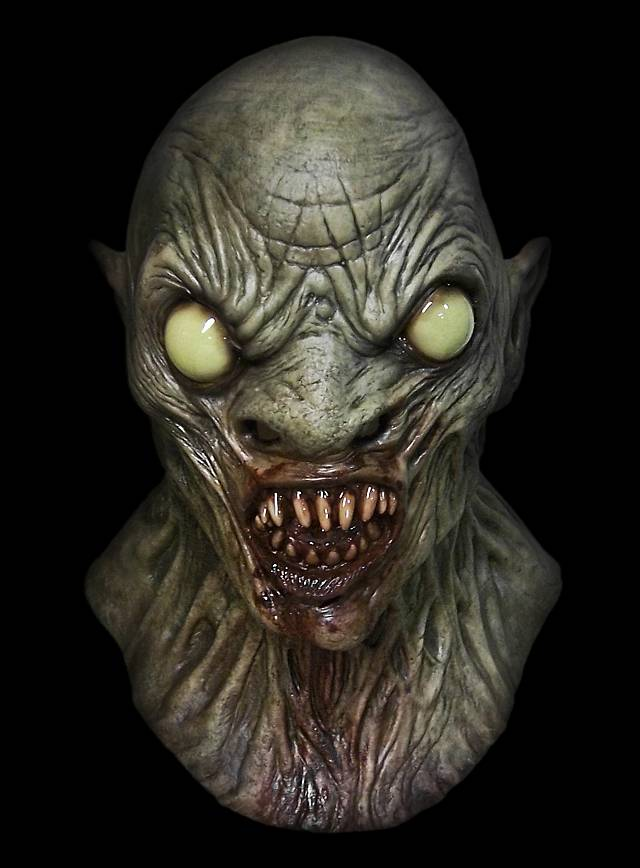 Canal Mutant Latex Mask