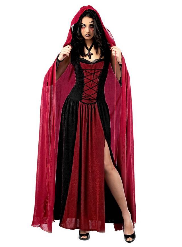 Cape gothique rouge