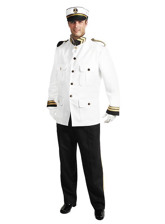 Capitaine de marine Déguisement