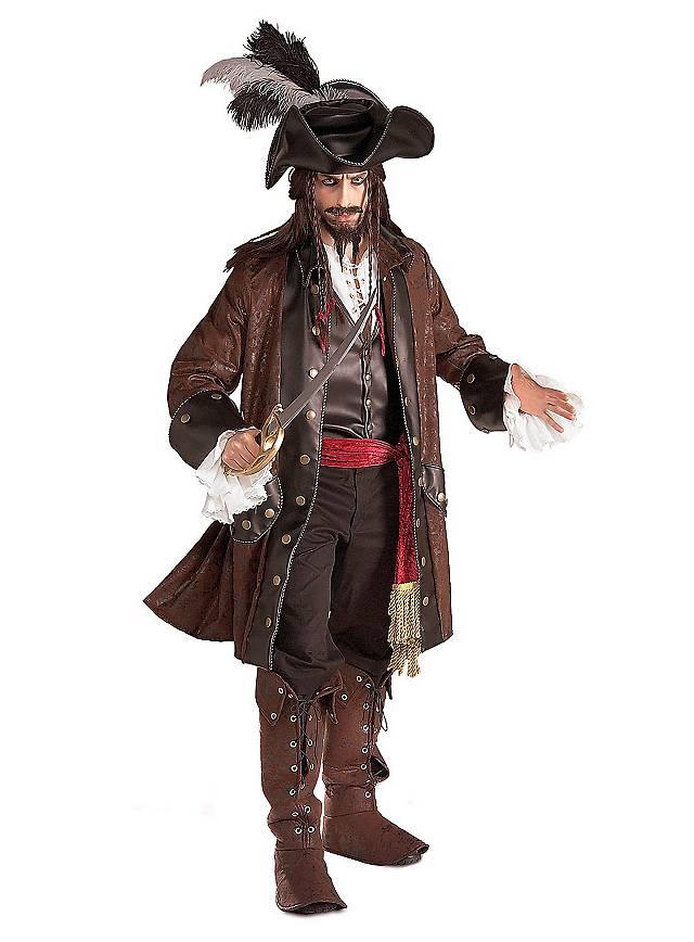 Capitaine des pirates des Caraïbes Déguisement