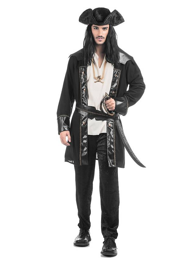 Captain Blackbeard Costume