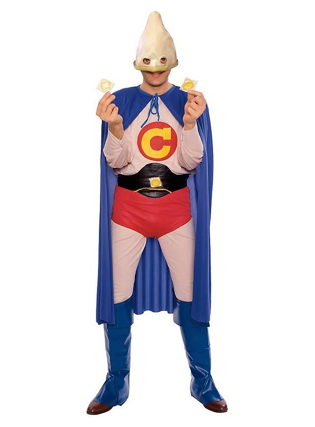 Captain Condom Kostüm