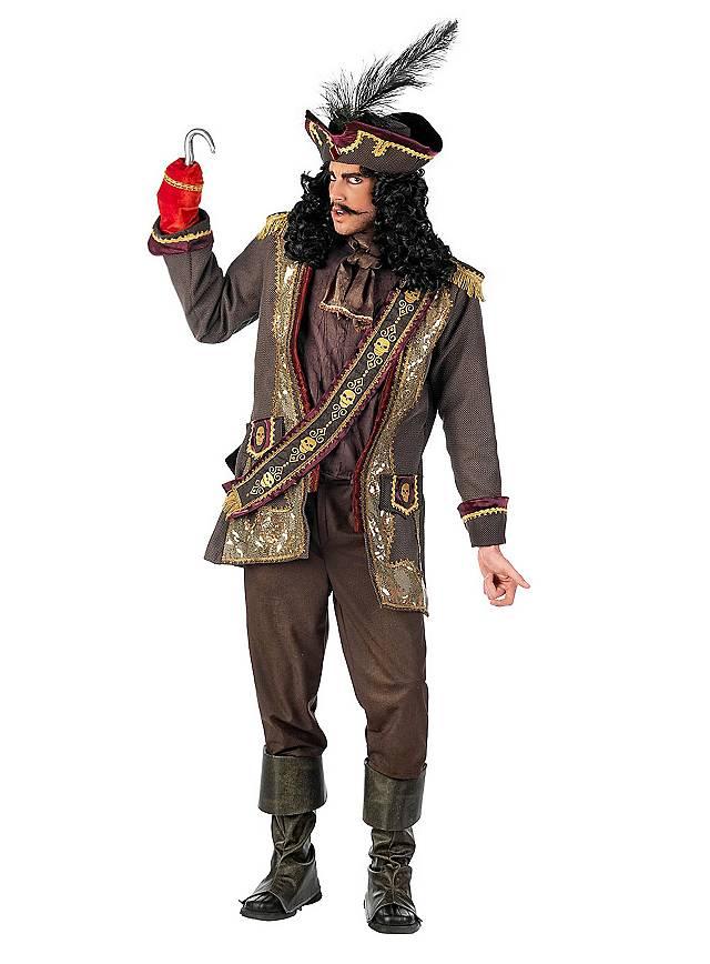Adult captain hook costume