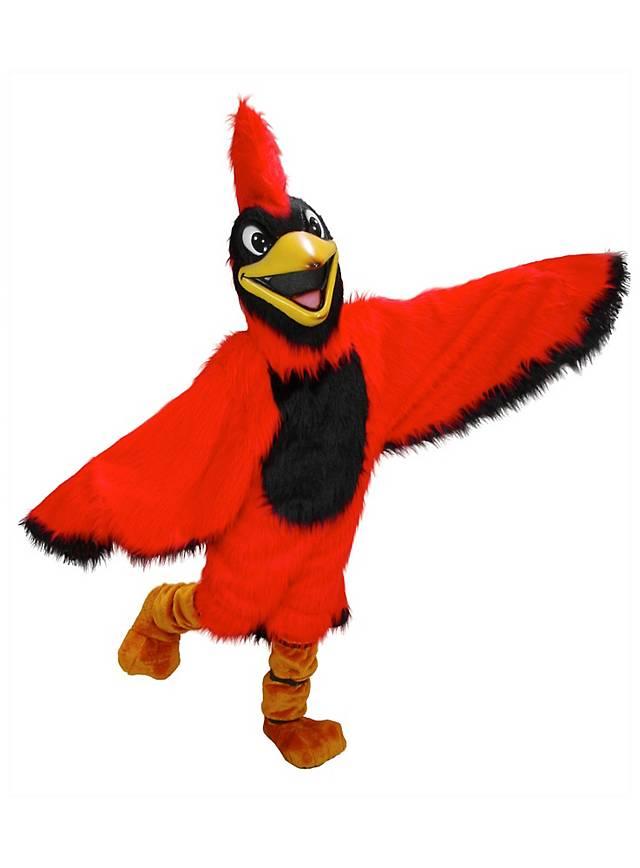 Cardinal rouge Mascotte