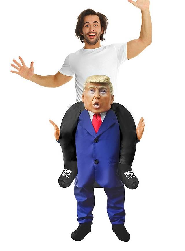 Carry Me costume Trump
