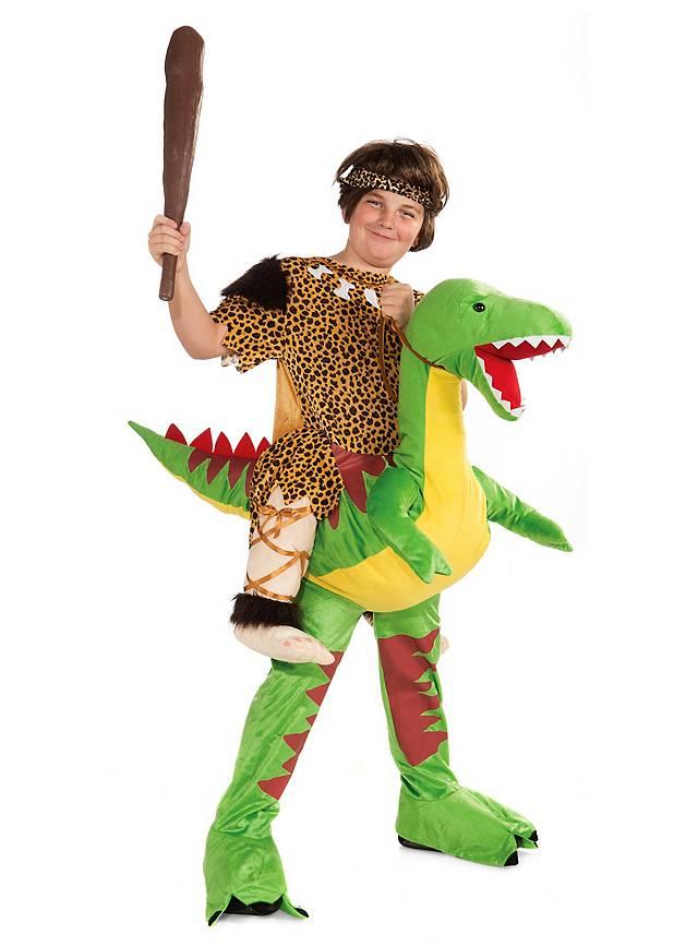 Carry Me Kinderkostüm Dino-Reiter