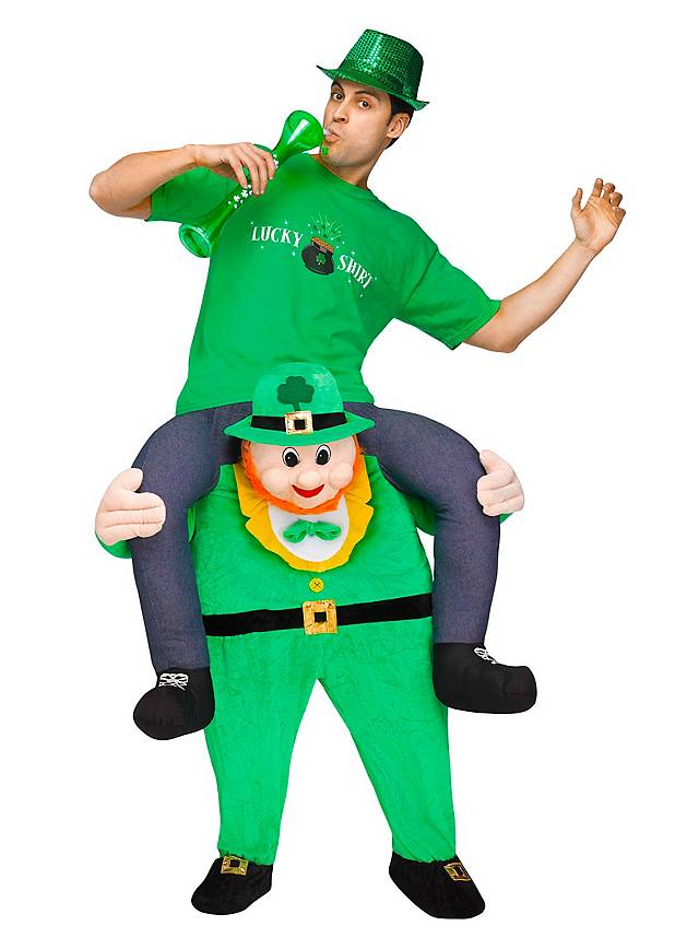 Carry Me Kostüm Leprechaun