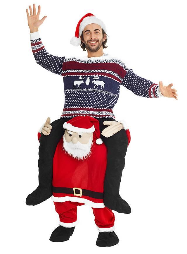 Carry Me Kostüm Santa