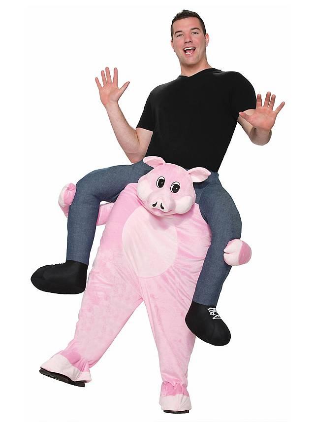 Carry Me Kostüm Schweinchen