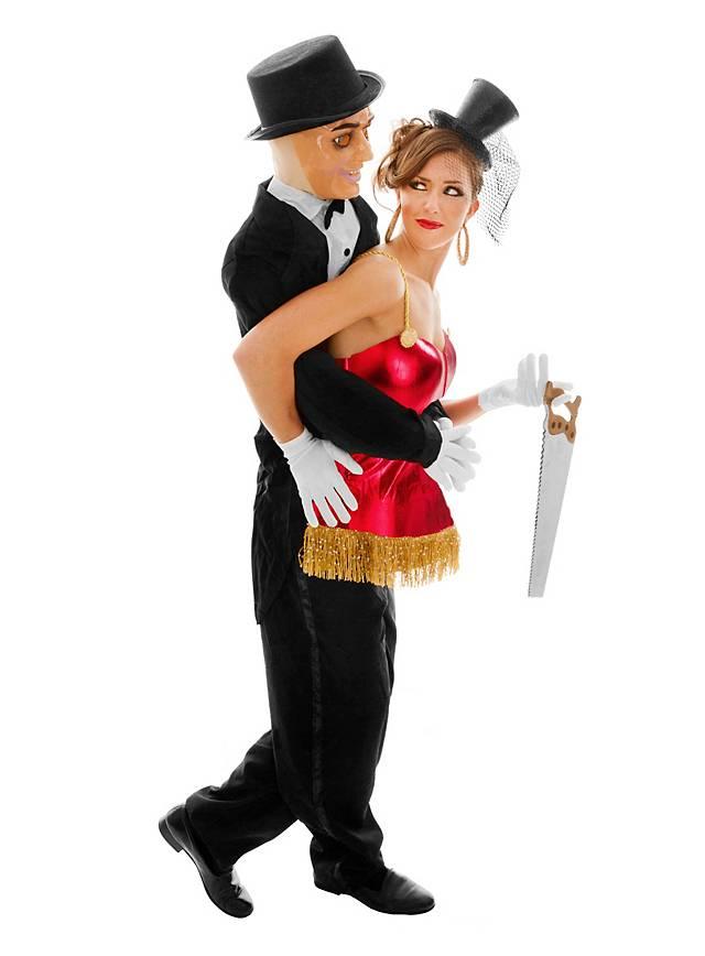 Carry Me Kostüm Zauberassistentin Halloweenkostüm