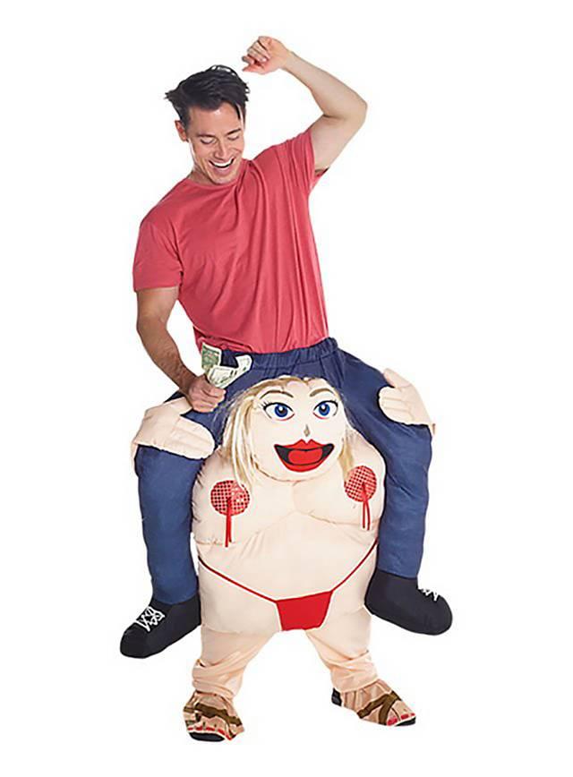 Carry Me Stämmige Stripperin