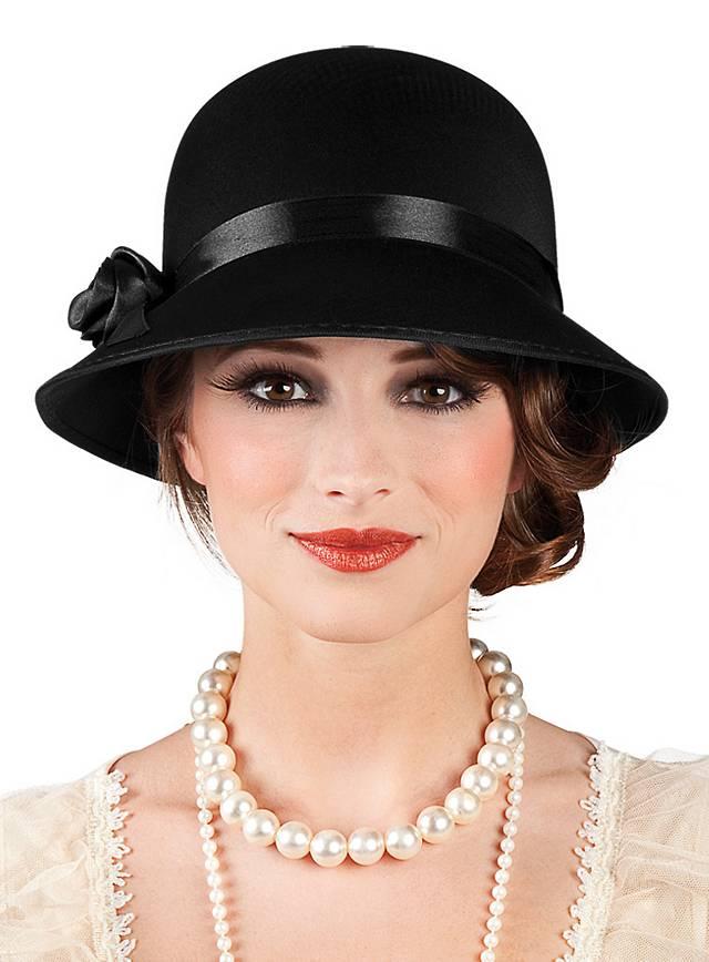 valeur formidable divers styles le plus populaire Chapeau cloche années 20
