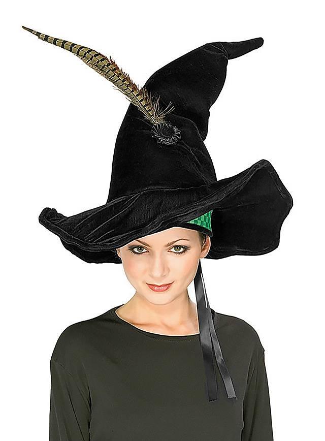 Chapeau de sorcière Professeur McGonagall Harry Potter