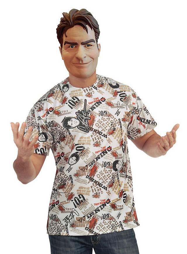 b4b9265320b892 ... Hemden   Shirts · Kostüm T-Shirts. Charlie Sheen Kostüm