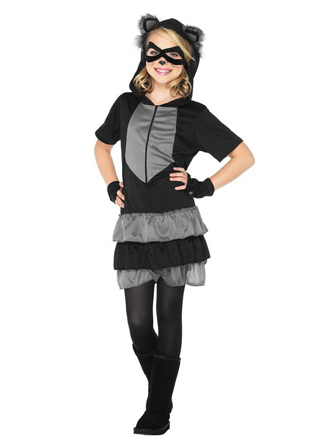 Cheeky Raccoon Kids Costume