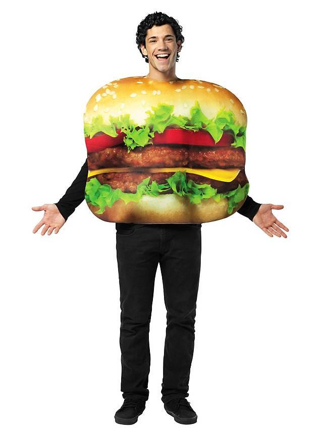 Cheeseburger Faschingskostum Maskworld Com