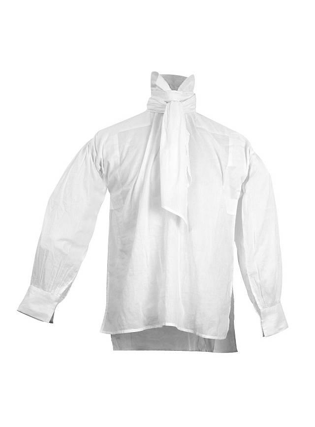 Chemise et cravate d'Ichabod Sleepy Hollow
