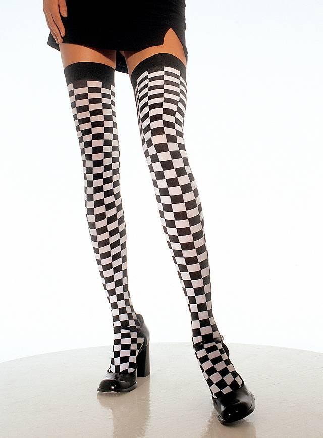 Chessboard Stockings