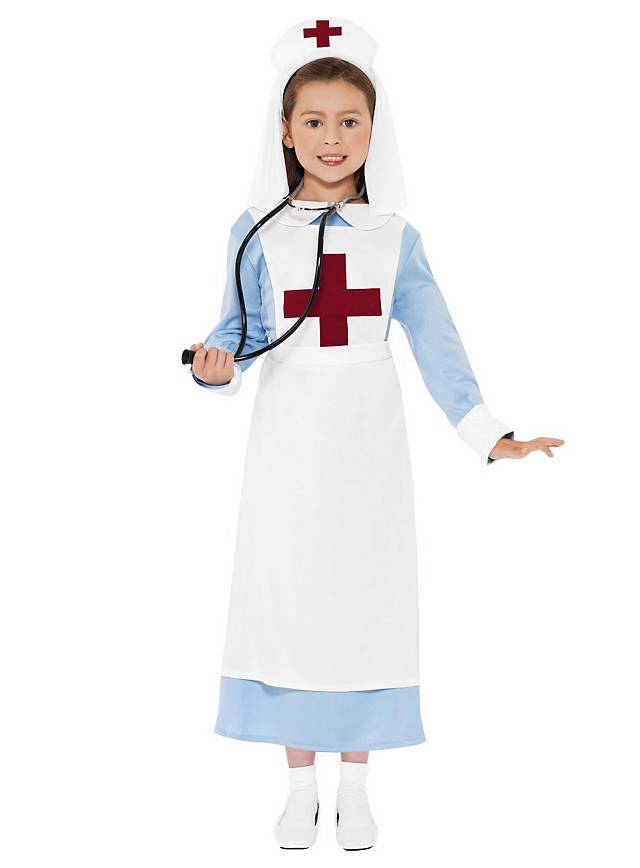 Childrenu0027s Nurse Kids Costume Childrenu0027s Nurse  sc 1 st  maskworld.com : childrens nurse costume - Germanpascual.Com