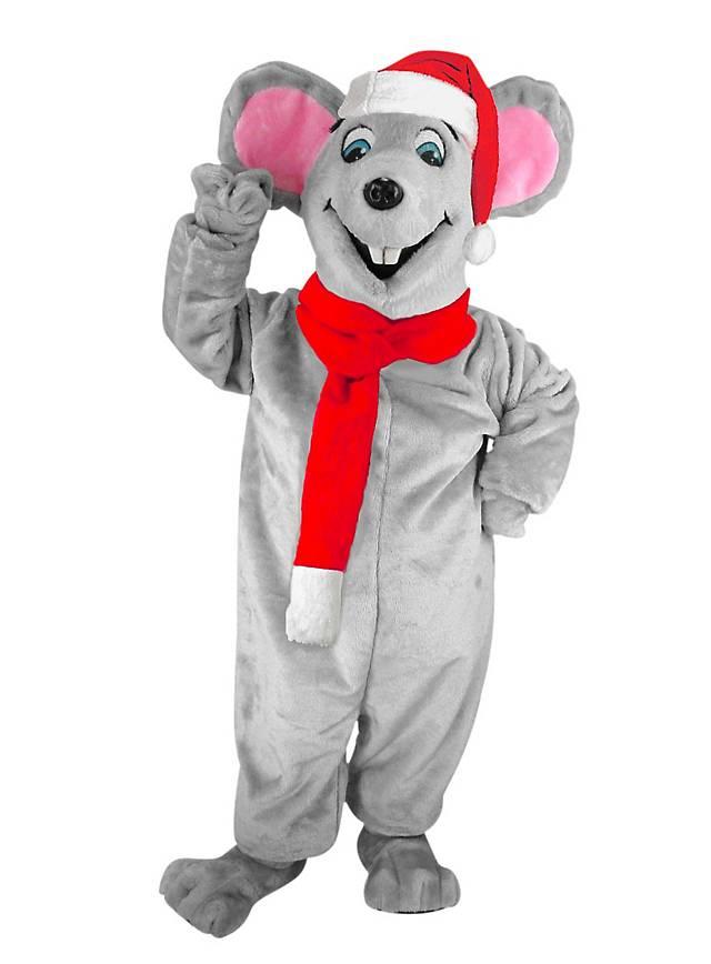 Christmas Mouse Mascot