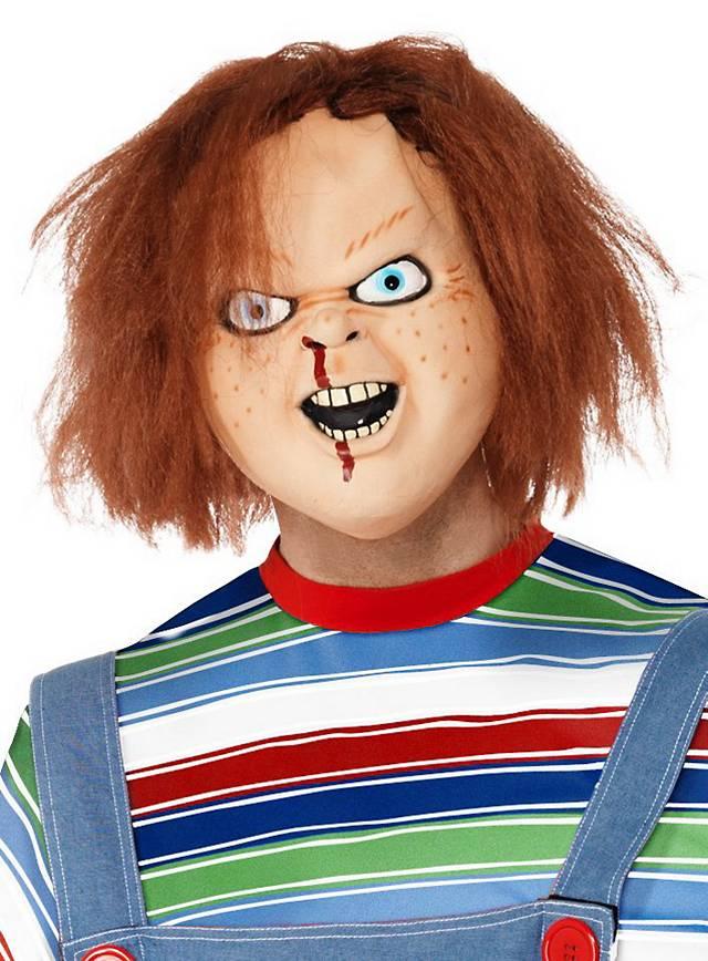 Chucky die Mörderpuppe Maske aus Latex