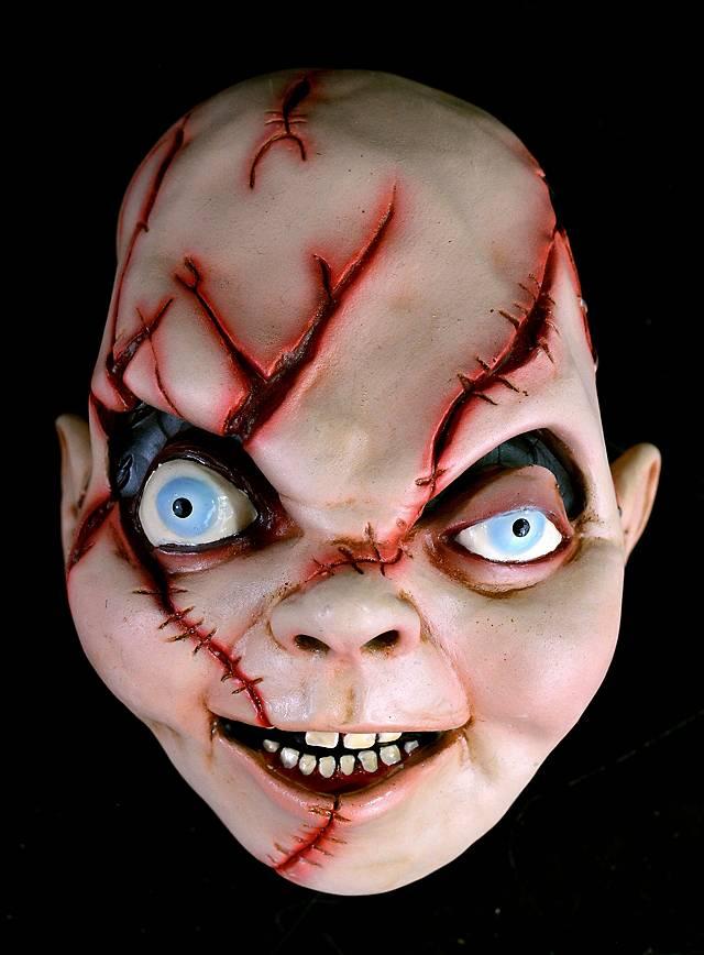 Chuckys Braut Maske
