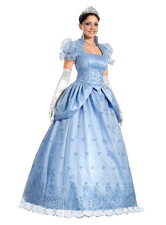 Cinderella hellblau Kostüm