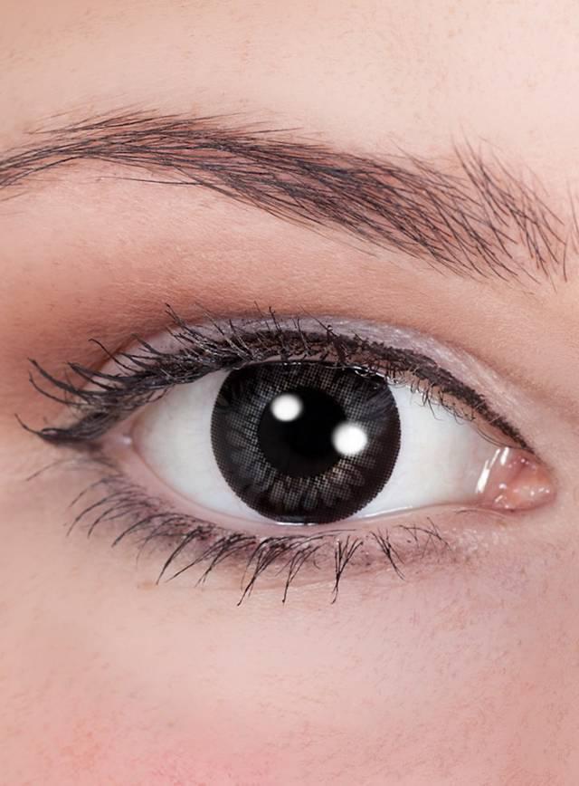 Circle Lenses schwarz
