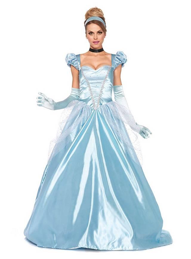 Classic cinderella costume maskworld classic cinderella costume altavistaventures Image collections