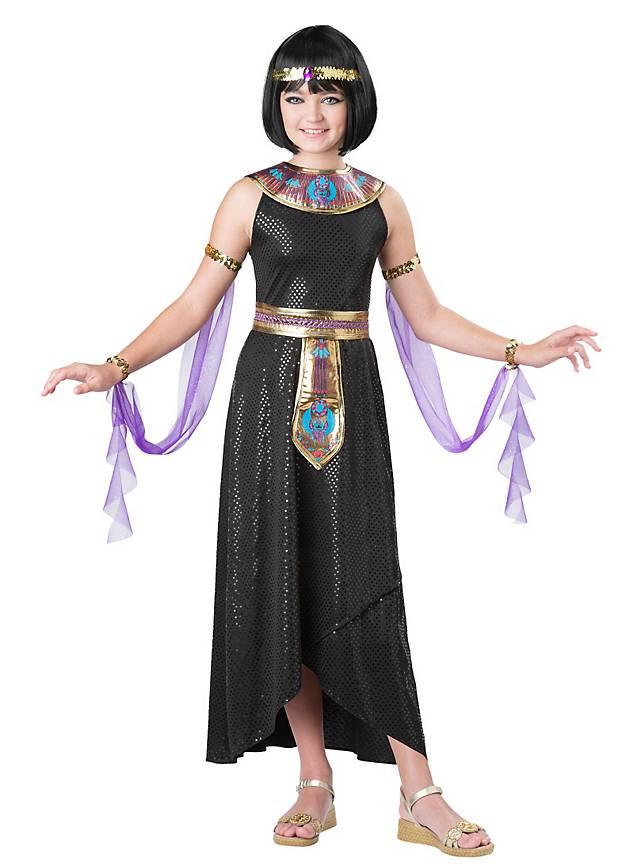 Cleopatra Kinderkostum Karnevalskostum Fur Madchen Maskworld Com