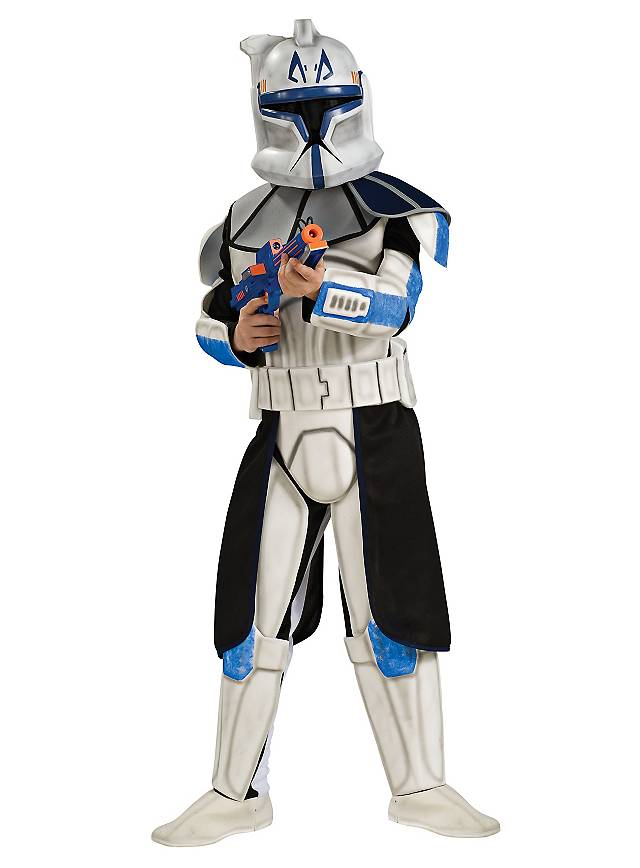 """Clone Trooper """"Rex"""" Child Costume"""