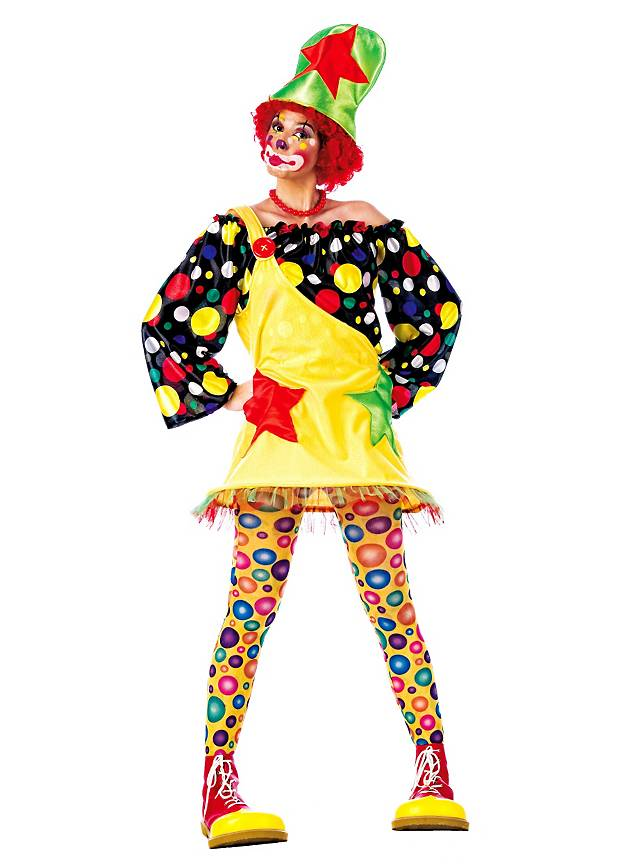 Clown de cirque Déguisement