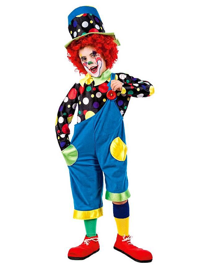 ein paar Tage entfernt neueste auswahl heiß-verkaufendes echtes Clown Kinderkostüm