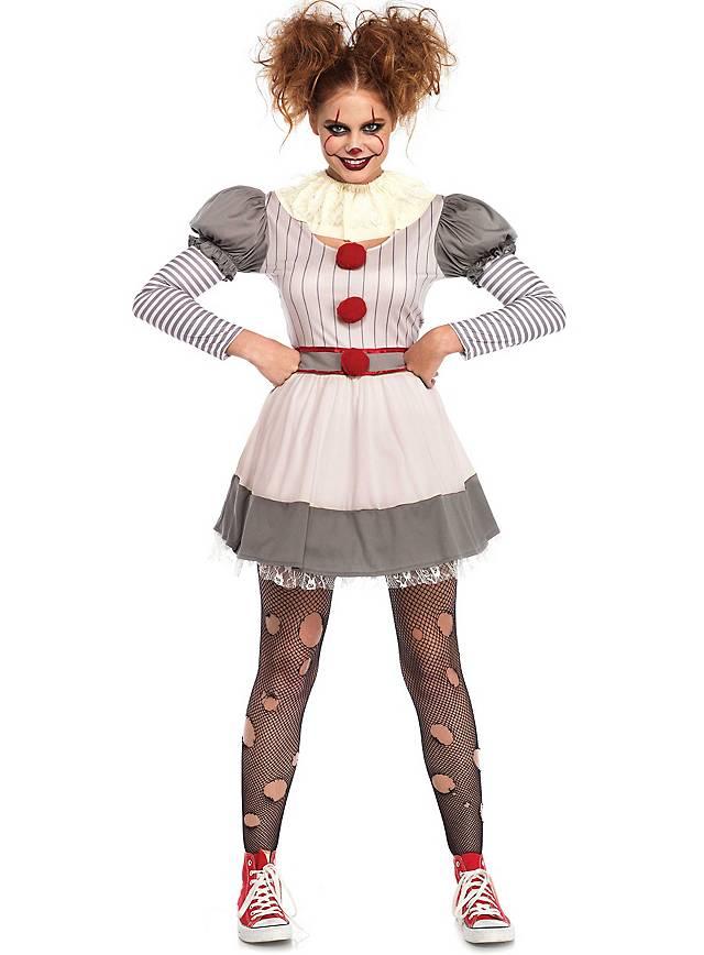 Clown Penny Kostüm für Pennywise Schminktipp