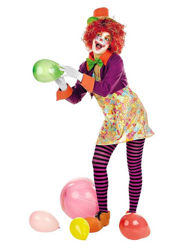 Clownesse Déguisement