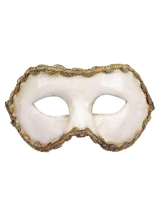 Colombina bianca - Venetian Mask