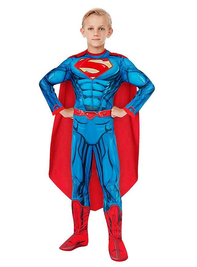 Comic Superman Kinderkostüm
