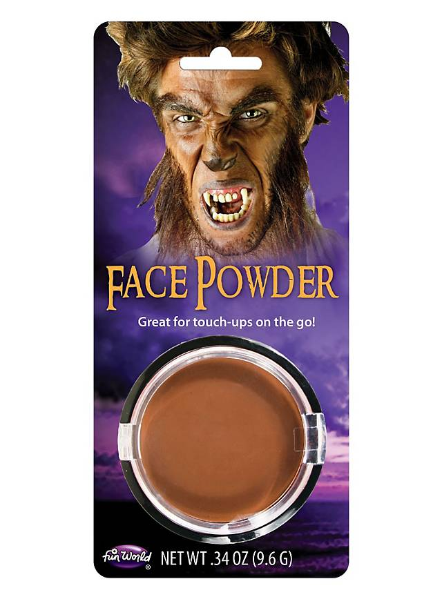 Compact Powder brown
