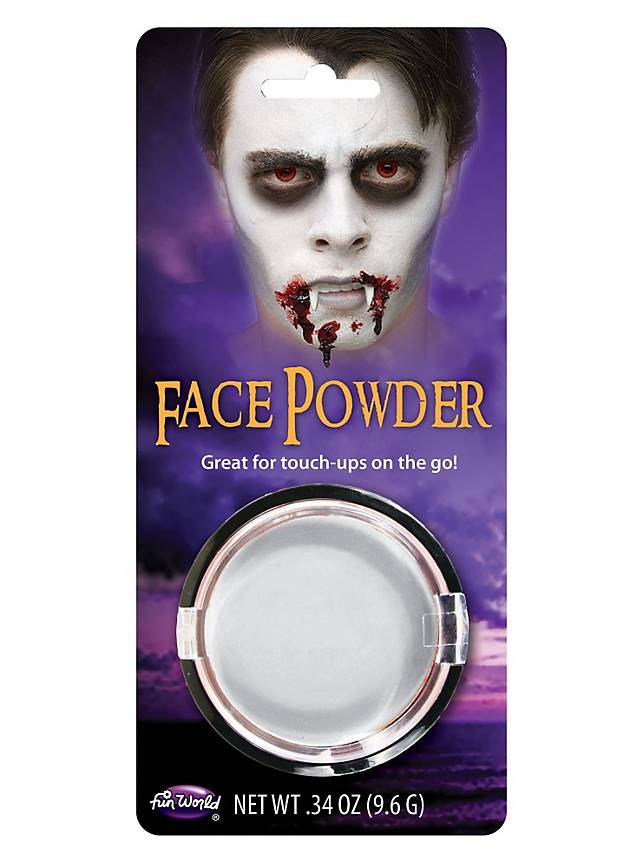 Compact Powder white