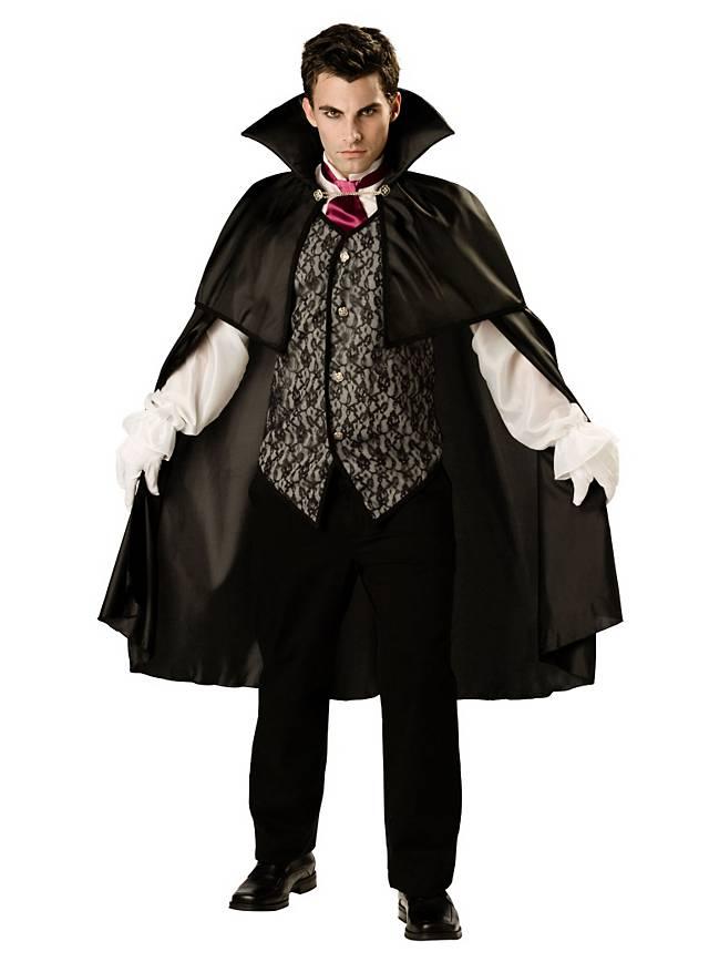 Comte Dracula Déguisement