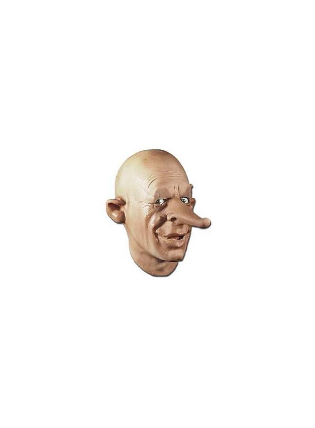 Conteur Masque en mousse de latex