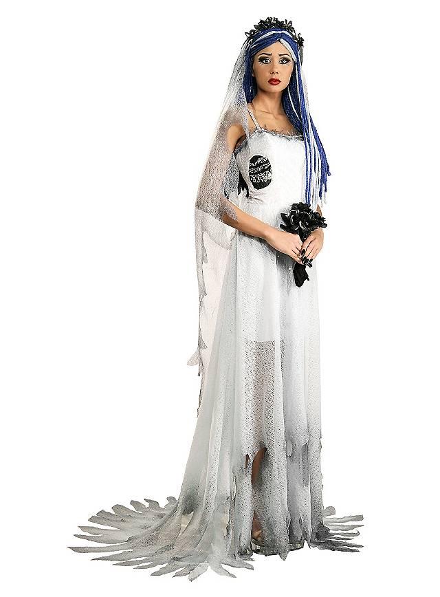 Corpse Bride Emily Costume
