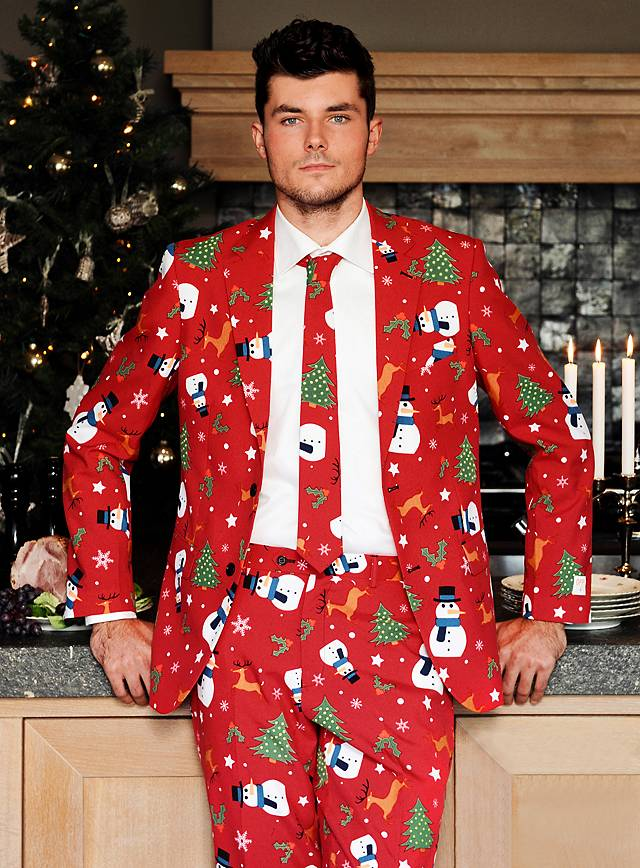 Costard OppoSuits Christmaster