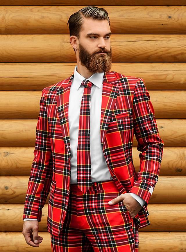 Costard OppoSuits The Lumberjack