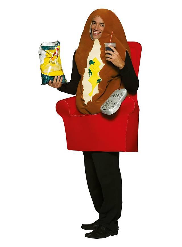 Couch Potato Karnevalskostüm